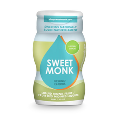 Sweet Monk Liquid Monk Fruit Sweetener - 50ml