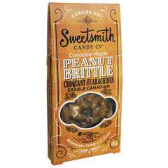 Sweetsmith Candy Co Maple Peanut Brittle - 56g