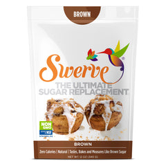 Swerve Brown Sugar Sweetener Replacer - 340g