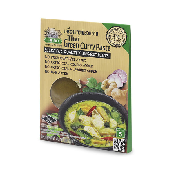 Thai Roots Green Curry Paste - 100g