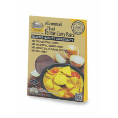 Thai Roots Yellow Curry Paste - 80g