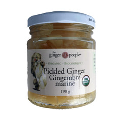 The Ginger People Pickled Sushi Ginger - 190g