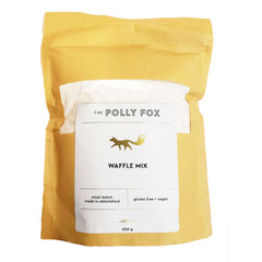 The Polly Fox GF Waffle Mix - 600g