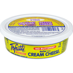 Tofutti Garlic and Herb Better Than Cream Cheese - 227g