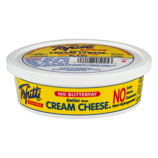 Tofutti Plain Better Than Cream Cheese - 227g