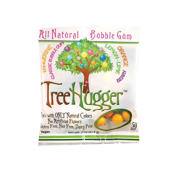 Tree Hugger Citrus Berry Bubble Gum - 57.6g