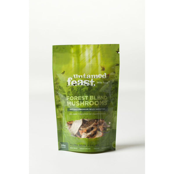 Untamed Feast Forest Blend Mushrooms - 20g