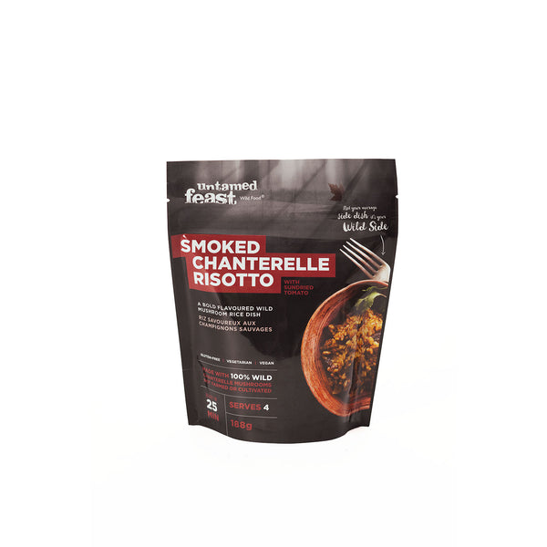 Untamed Feast Smoked Chantrelle Risotto - 188g