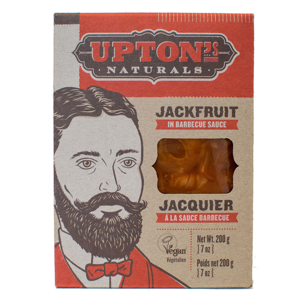 Upton's Naturals Jackfruit in Barbecue Sauce - 200g