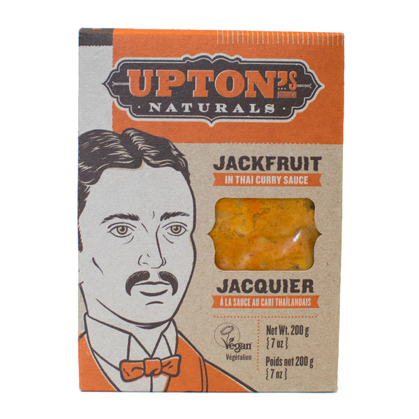 Upton's Naturals Jackfruit in Thai Curry Sauce - 200g
