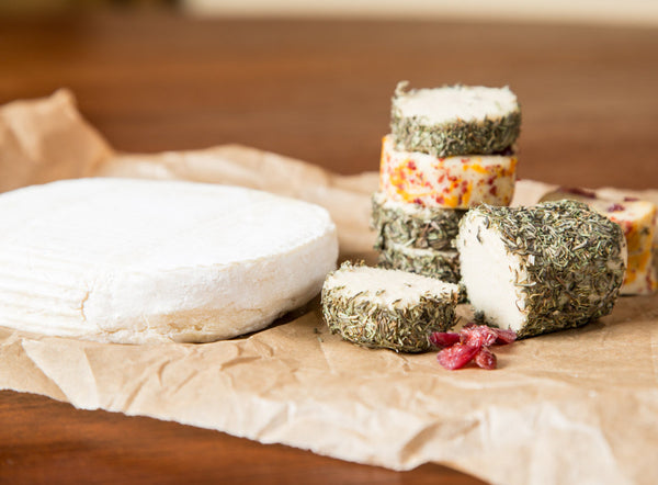 Urban Cheesecraft Brie, Feta, Chevre & Fondue DIY Kit