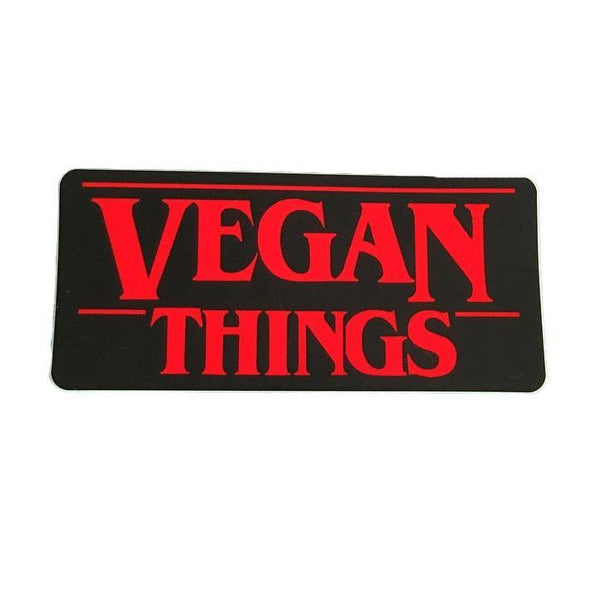 "Vegan Power Co 3"" Vegan Things Sticker"