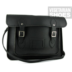 Vegetarian Shoes Black Classic Satchel