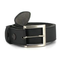 Vegetarian Shoes Snapper Belt - Black