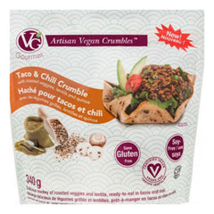 VG Gourmet Taco & Chilli Crumble - 340g