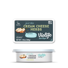 Violife Herbs Cream Cheese - 200g