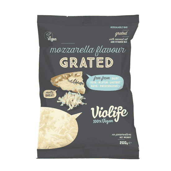 Violife Grated Mozzarella - 227g