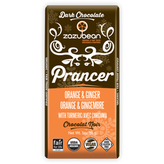 Zazubean Prancer Chocolate - 85g