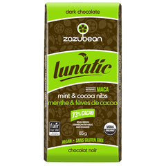 Zazubean Lunatic Chocolate - 85g