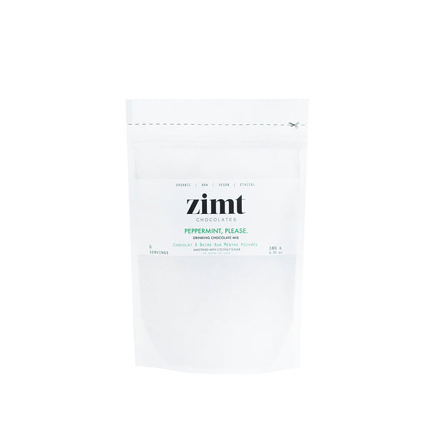 Zimt Peppermint Please Drinking Chocolate - 180g