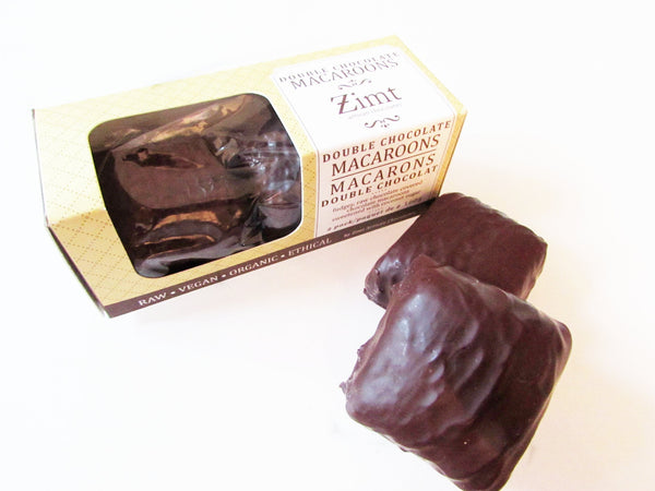 Zimt Double Chocolate Macaroons - 90g