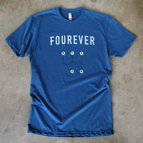"SCD ""Fourever"" Premium T-shirt (Short Sleeve)"