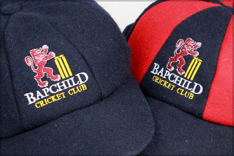 Traditional Baggy Cricket Caps