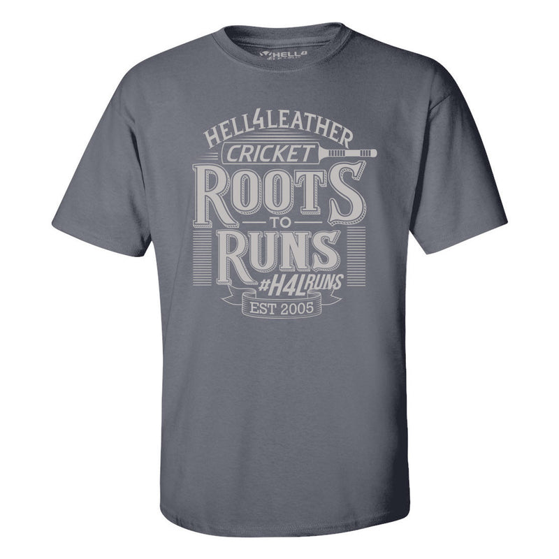 H4L Roots2Runs T-Shirt Grey