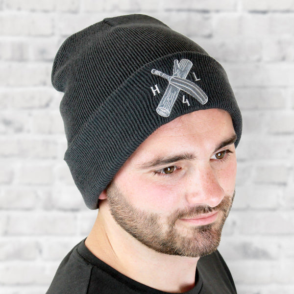 H4L Knitted Beanie Hat
