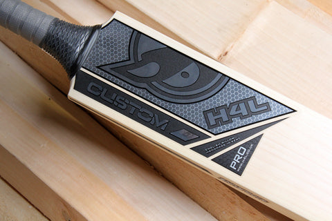 H4L Custom Cricket Bat