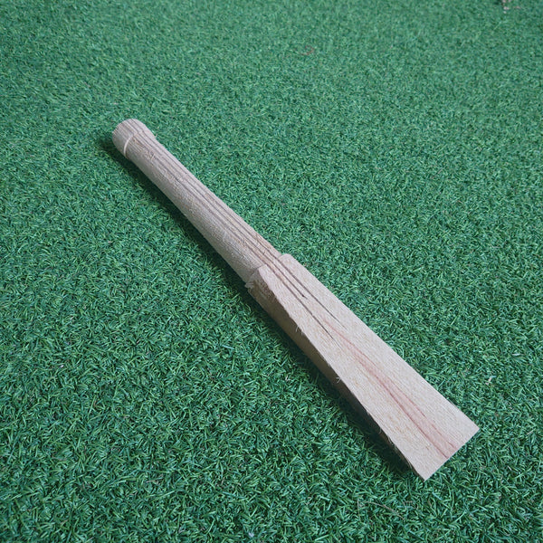 Cut bat handle