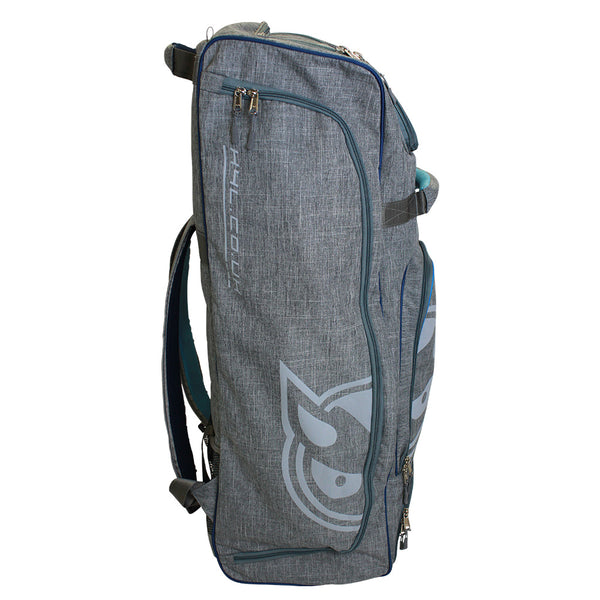 H4L Blue Fifty50 Wheelie Duffle