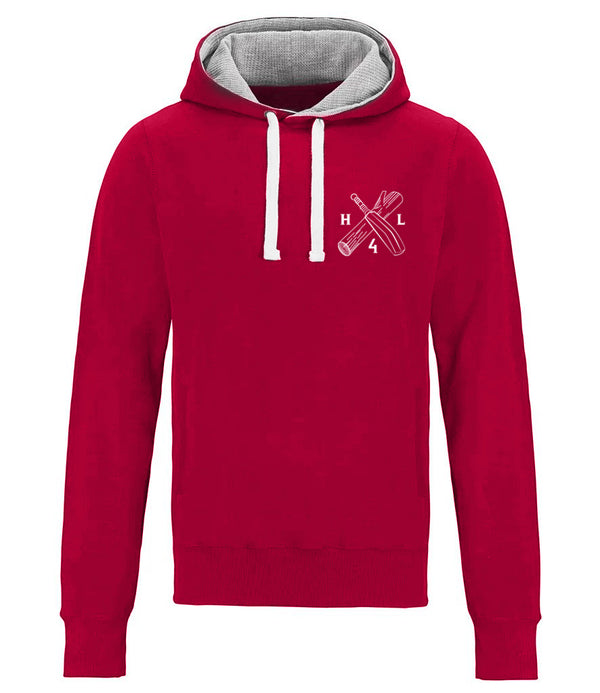 H4L Chunky Hoodie Red