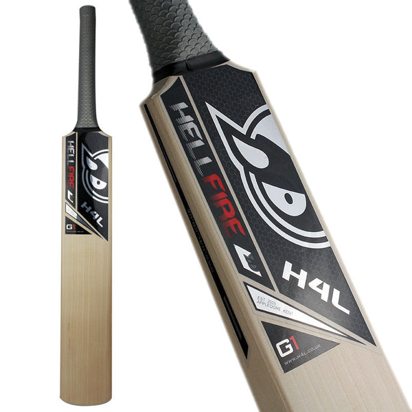 H4L Junior Size 5 + 6 Cricket Bat