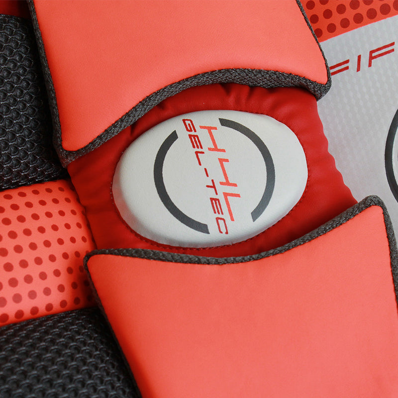 H4L Fifty50 Orange Batting Pads