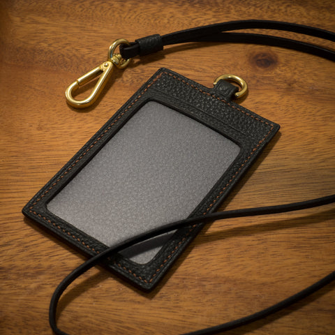 Card holder (with strap)