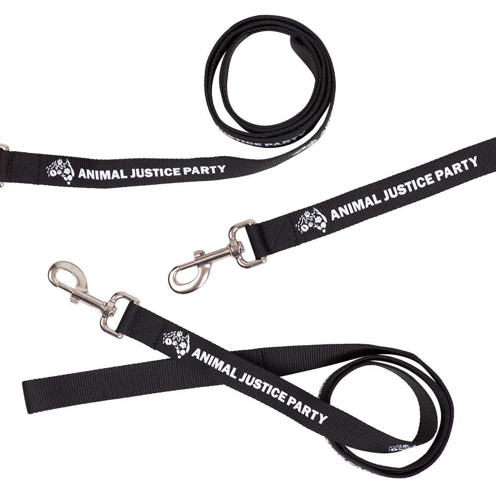 Animal Justice Party Dog lead