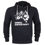 NEW! Men's / Unisex Pullover  Hoodie - Black