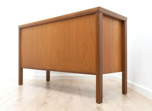 Stylish Mid Century Vintage Habitat Teak Small Sideboard TV Storage Unit /655
