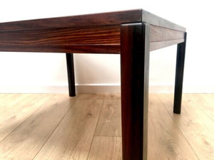 Superb Mid Century Swedish Vintage Rosewood Coffee Table 1960's /1244