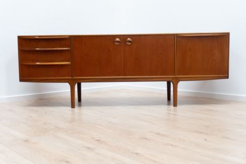 Mid Century Vintage A H Mcintosh Teak Sideboard with Dry Bar 1960's /109