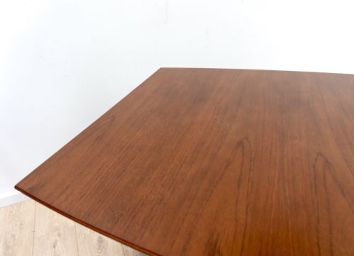 Superb Mid Century Vintage Teak A H Mcintosh Extending Dining Table /311