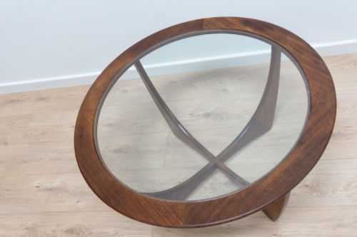 Mid Century Vintage Teak G Plan Astro Coffee Table 1960's