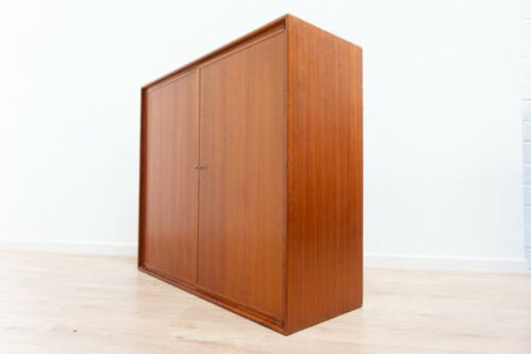 Midcentury Bodafores Swedish Teak Storage Unit Cupboard 1960's /1436