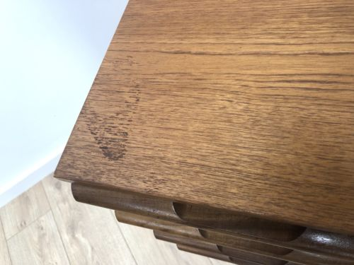 Mid Century Vintage Retro Teak Chest Of Drawers By Avalon