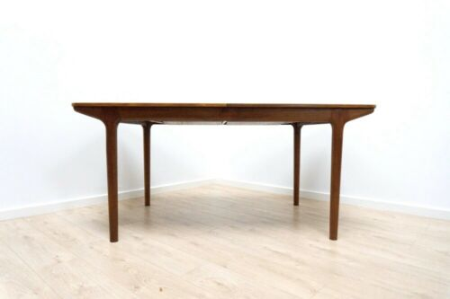 Stunning Mid Century McIntosh Vintage Teak T3 Extending Dining Table 1960's 1082