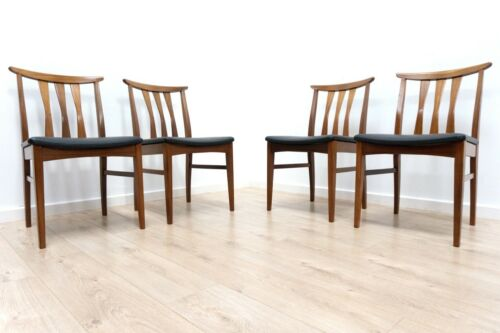 Midcentury Vintage Teak Dining Chairs John Herbert for Younger 1960's /1562