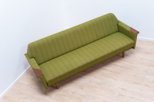 Mid Century Danish Vintage Sofa Bed Studio Couch Danso Mobler /133
