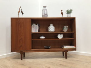 Mid Century Vintage Teak McIntosh Shelving Unit Book Case 1960's