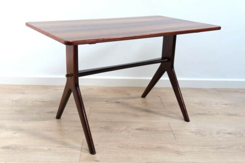 Stunning Mid Century Vintage Rosewood Swedish Console Coffee Table